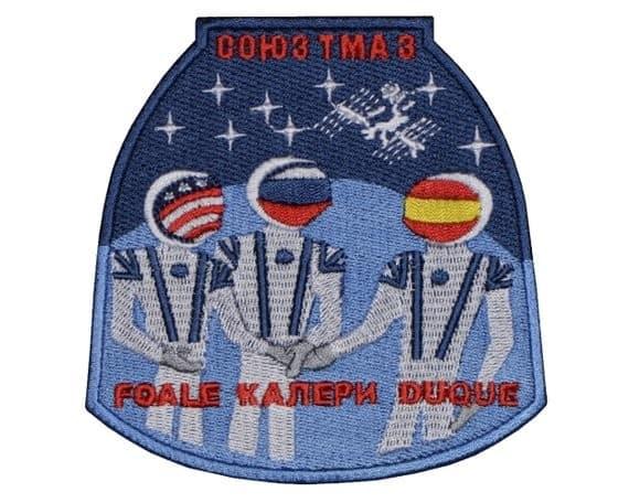 Soyuz TMA-3 space mission