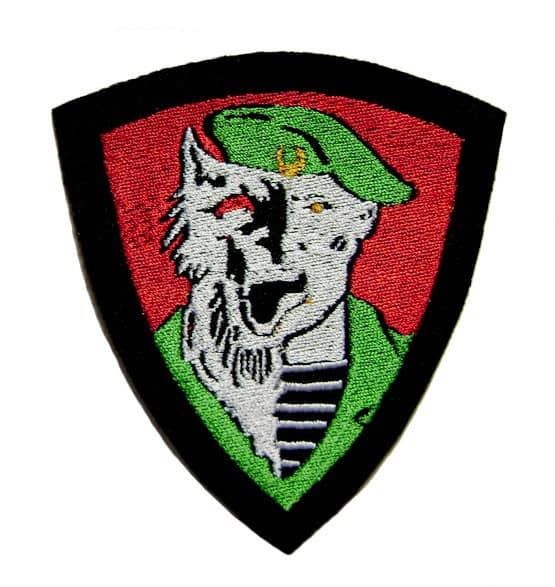 Special Forces Frontier Guards