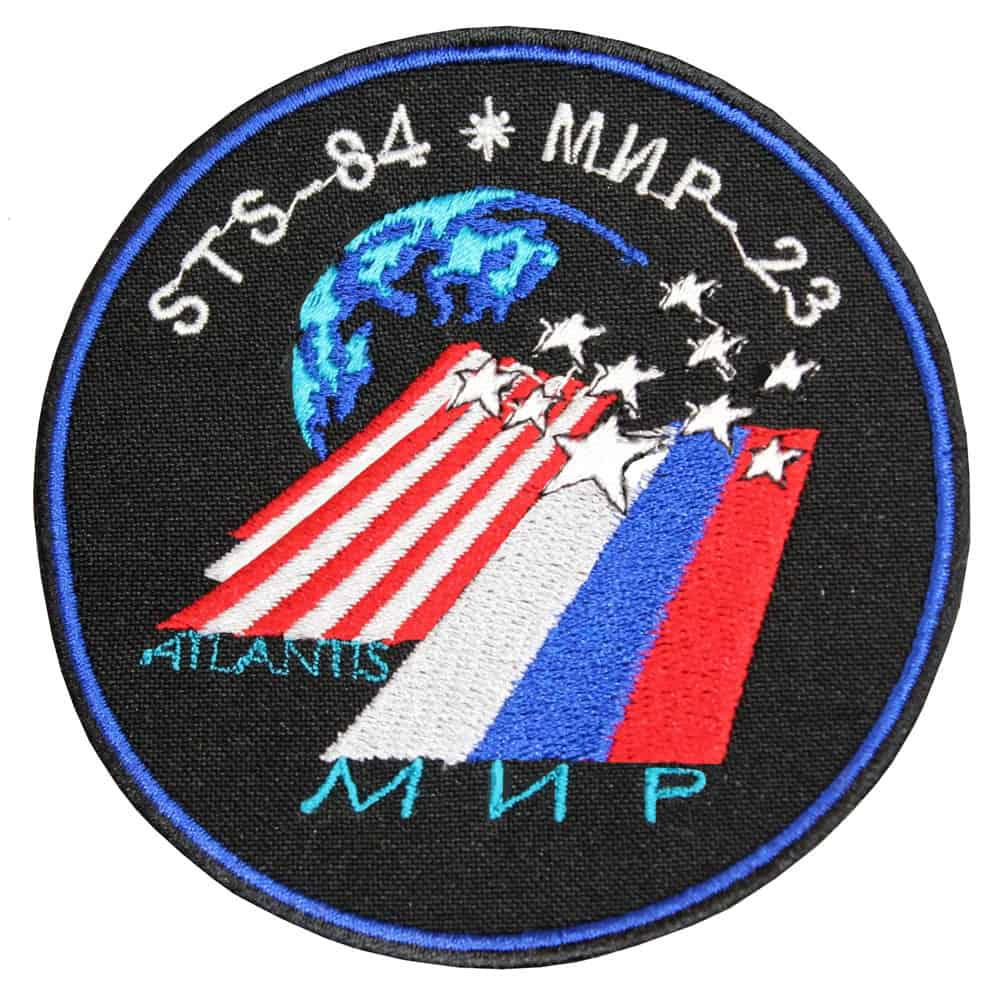 Mir-23 Space Station STS-84