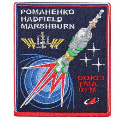 Spacelight Soyuz TMA-07M