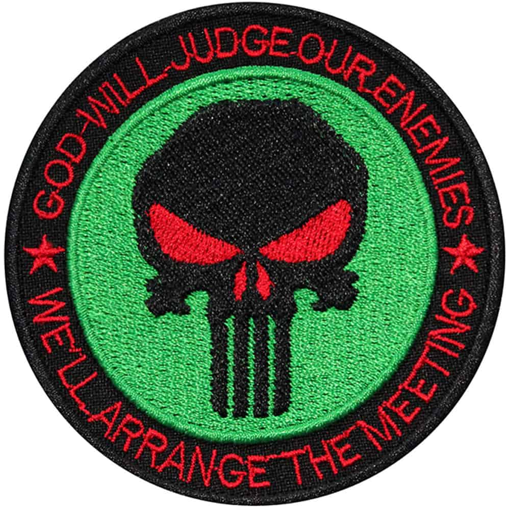 God Will Judge Our Enemies