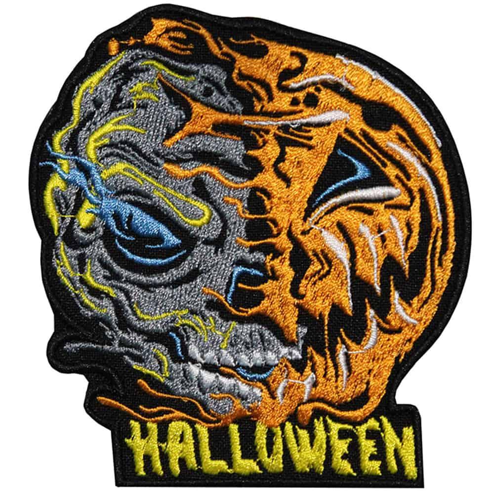 Halloween Monster Pumpkin