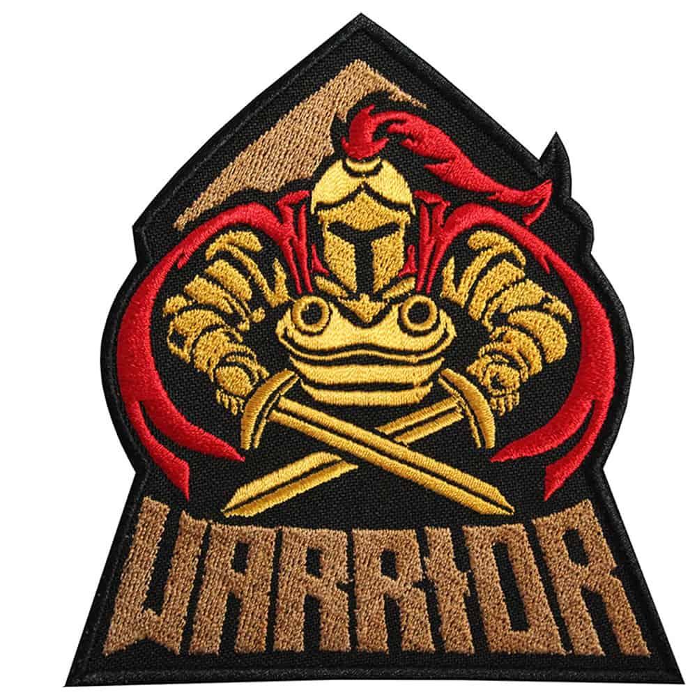 Troyan Warrior Emblem