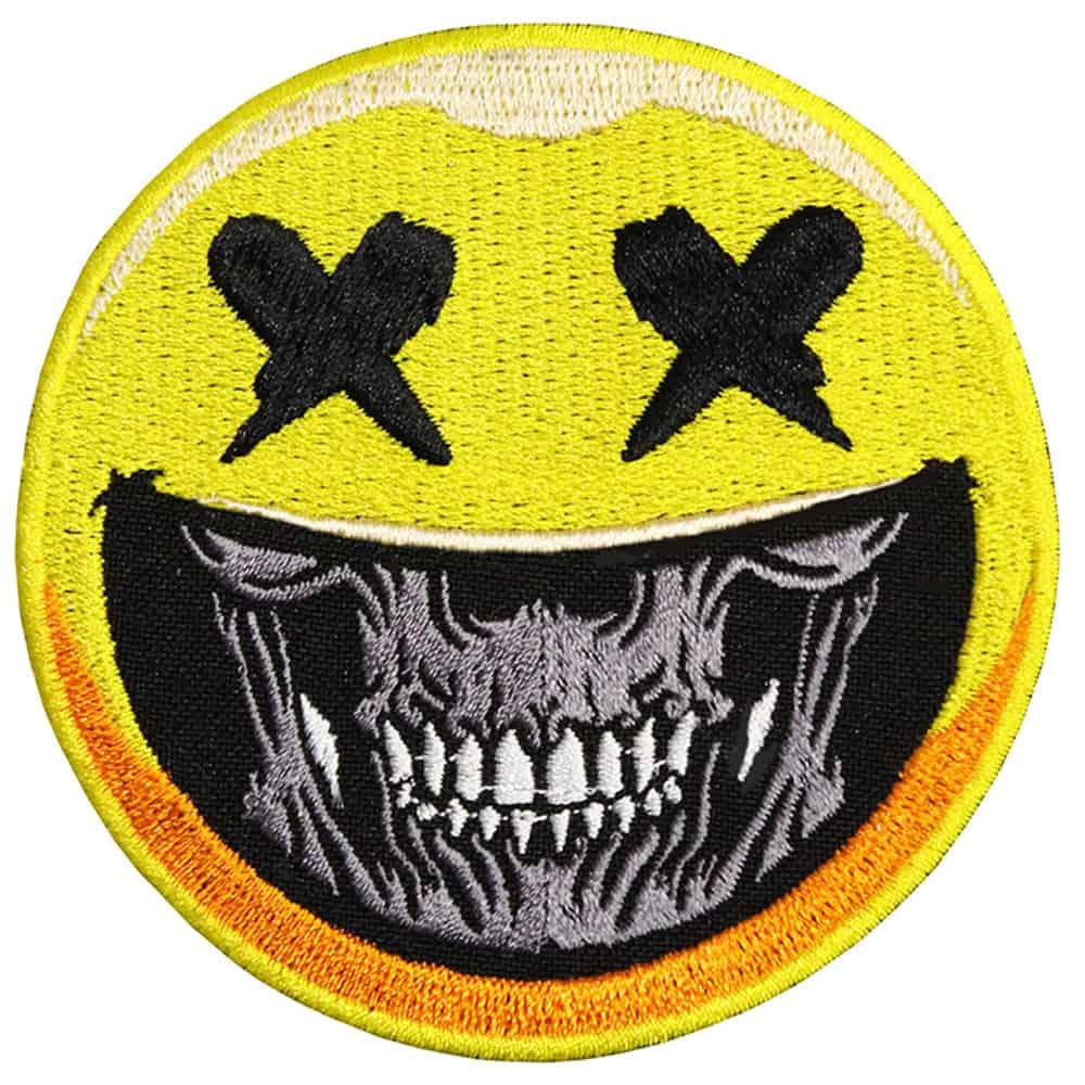 Halloween Skull X-Smile