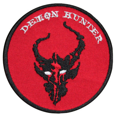 Demon Hunters Embroidered
