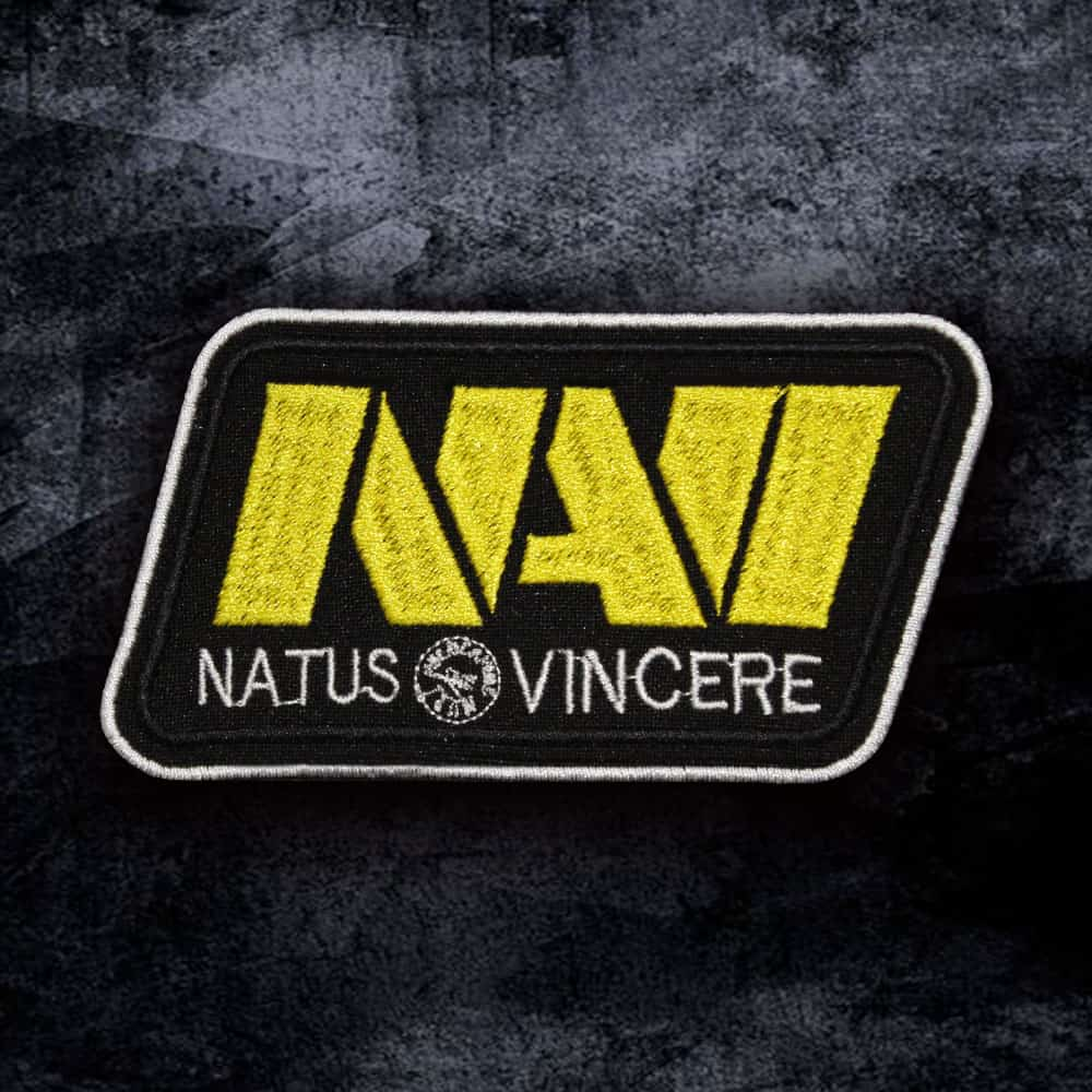 Natus Vincere Cybersport NAVI Embroidered Sew-on/Iron-on/Velcro Patch